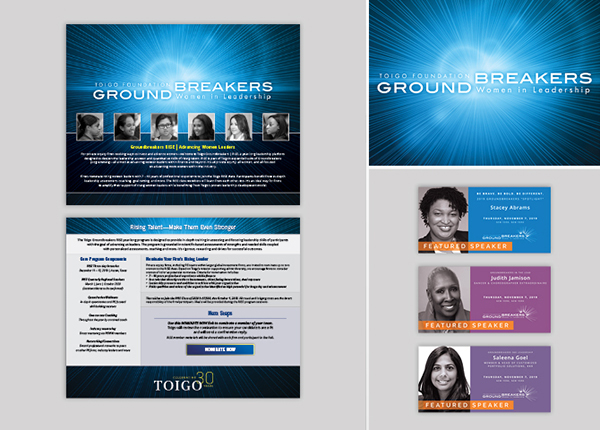Event / Tradeshow Collateral Design Image 6
